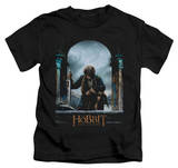 Juvenile: The Hobbit: The Battle of the Five Armies - Bilbo Poster T-shirts