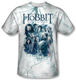 Youth: The Hobbit: The Battle of the Five Armies - Ready For Battle Shirt