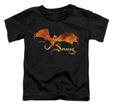 Toddler: The Hobbit: The Battle of the Five Armies - Smaug On Fire T-shirts