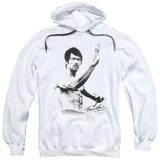 Hoodie: Bruce Lee - Serenity Pullover Hoodie