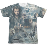 The Hobbit: The Battle of the Five Armies - Epic Poster T-Shirt