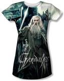 Juniors: The Hobbit: The Battle of the Five Armies - Wizard T-Shirt