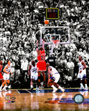 Michael Jordan 1998 NBA Finals Game Winning Shot Photo