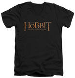 The Hobbit: The Battle of the Five Armies - Logo V-Neck T-Shirt