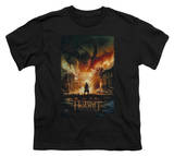 Youth: The Hobbit: The Battle of the Five Armies - Smaug Poster T-Shirt