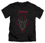 Youth: The Hobbit: The Battle of the Five Armies - Evil's Helm Shirt