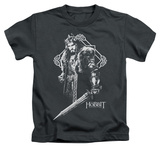 Youth: The Hobbit: The Battle of the Five Armies - King Thorin T-shirts