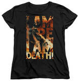 Womans: The Hobbit: The Battle of the Five Armies - I Am Fire T-shirts