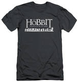 The Hobbit: The Battle of the Five Armies - Walking Logo (slim fit) T-shirts