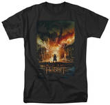 The Hobbit: The Battle of the Five Armies - Smaug Poster T-shirts