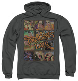 Hoodie: Dragon's Lair - Death Of Dirk T-shirts
