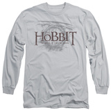 Long Sleeve: The Hobbit: The Battle of the Five Armies - Door Logo T-shirts