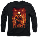 Long Sleeve: The Hobbit: The Battle of the Five Armies - Fates T-shirts