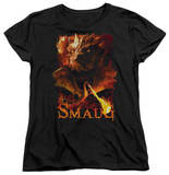 Womans: The Hobbit: The Battle of the Five Armies - Smolder T-Shirt
