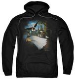 Hoodie: Wildlife - Nesting Eagles Shirt