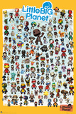 Little Big Planet 3 - Characters Photo