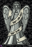 Doctor Who - Weeping Angels Prints