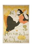 Reine De Joie Lámina giclée por Henri de Toulouse-Lautrec