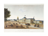 View of the Military Academy Giclee Print by  Aubert and Courvoisier