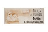 La Vie De Bohême Giclee Print by Jean-Louis Forain