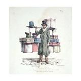 Box Seller Giclee Print by Carle Vernet