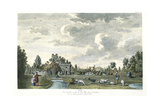 The Monceau Park Giclee Print by  J. Couché and Carmontelle