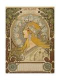 Alphonse Mucha, 1860-1939 Giclee Print by Alphonse Mucha