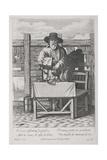 Les Cris De Paris Giclee Print by Abraham Bosse