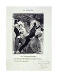 Parisian Women Giclée-Druck von Charles Vernier