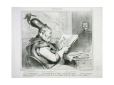 Do You Think it Is Good Likeness of Me Giclee Print by Honore Daumier