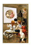 Magic Lantern Giclee Print