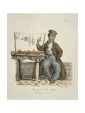 Gingerbread Seller Giclee Print by Carle Vernet
