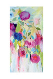 Artist's Bouquet Panel 2 Premium Giclee Print by Carrie Schmitt