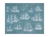 Sailing Ships Posters by Hugo Wild