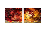 Sweet Embrace Photographic Print by Megan Aroon Duncanson
