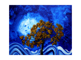 Moon Rising Photographic Print by Megan Aroon Duncanson