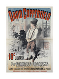 David Copperfield par Charles Dickens Giclee Print by Jules Chéret