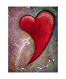 Heart Photographic Print by Jill English