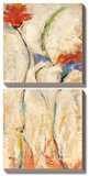 Flores II Kunstdrucke von Nancy Villarreal Santos