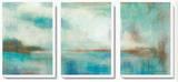 A Familiar Light Stretched Canvas Print by Karen Lorena Parker