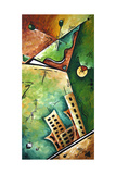 Martini Hour Prints by Megan Aroon Duncanson