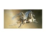 Pegasus II Fotografisk tryk af Heather Theurer