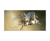 Pegasus II Photographic Print by Heather Theurer