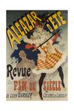 Alcazar Giclee Print by Jules Chéret