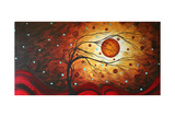 Halo Burning Prints by Megan Aroon Duncanson