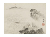 Landscape Giclee Print by Wang Hui
