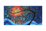 City By The Sea Reprodukcja zdjęcia autor Megan Aroon Duncanson