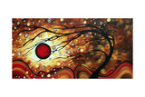 Flaming Desire Photographic Print by Megan Aroon Duncanson