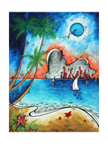Tropical Vacation Photographic Print by Megan Aroon Duncanson