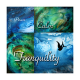 Tranquility Photographic Print by Megan Aroon Duncanson